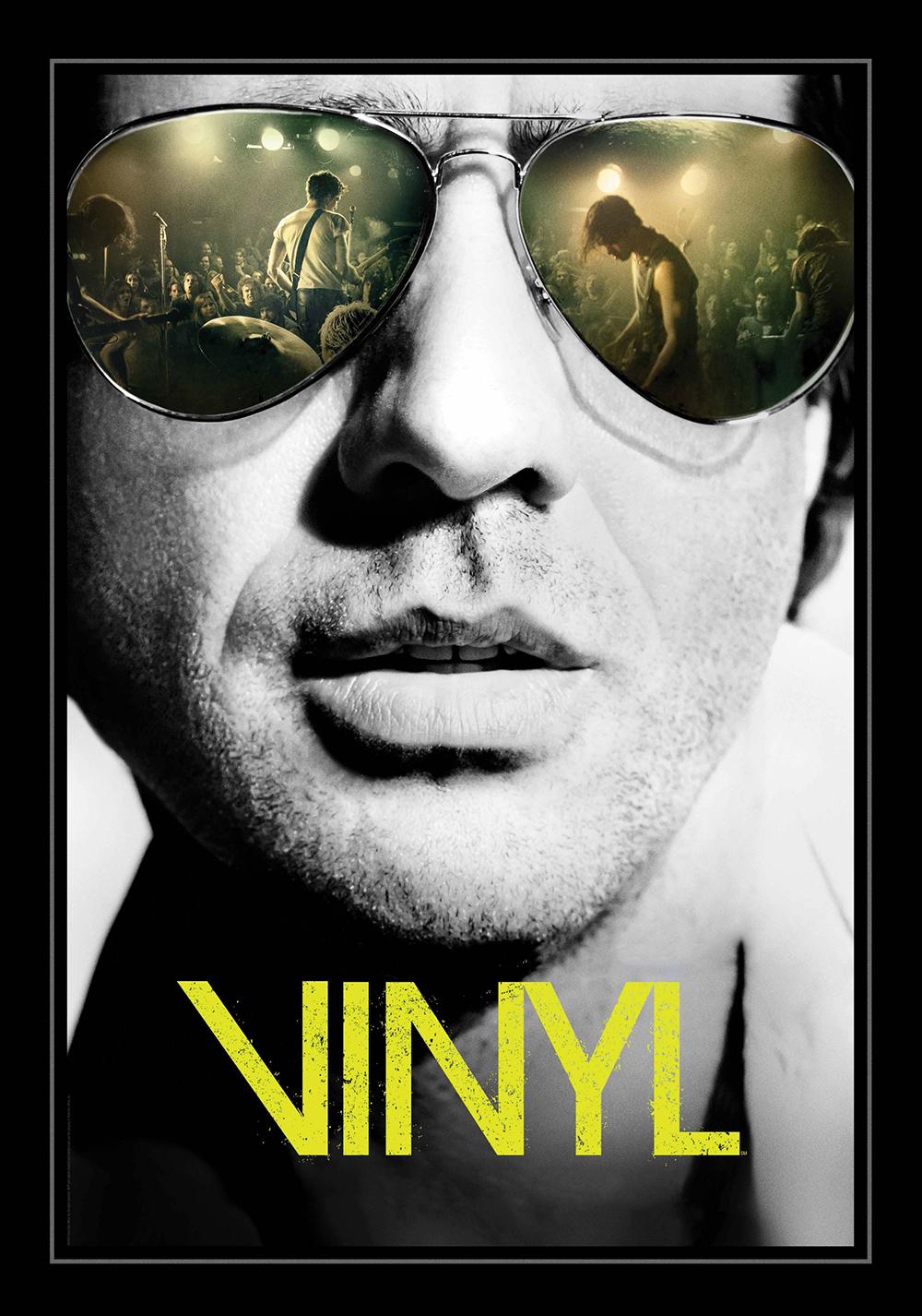Vinyl S01E01 | HDTV 720p x265 | Inglés