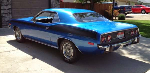 1973 Plymouth Cuda For Sale Buy American Muscle Car