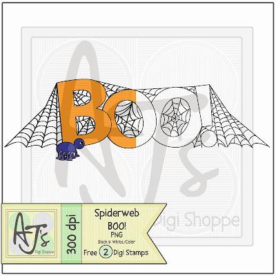 Spiderweb Boo