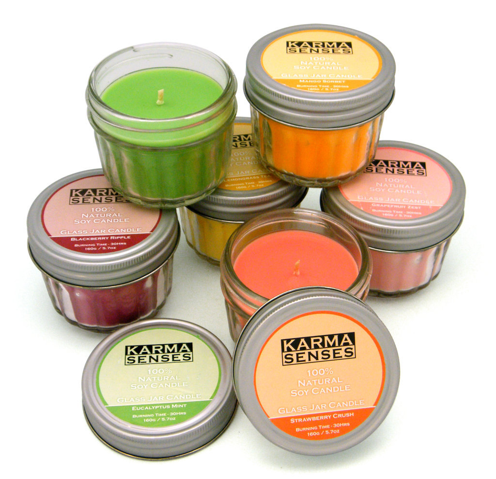 Alma importers scented candles aroma diffusers incense for Different brands of candles
