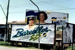 Annibal Barcellos, eleito Prefeito de Macapá - 1996