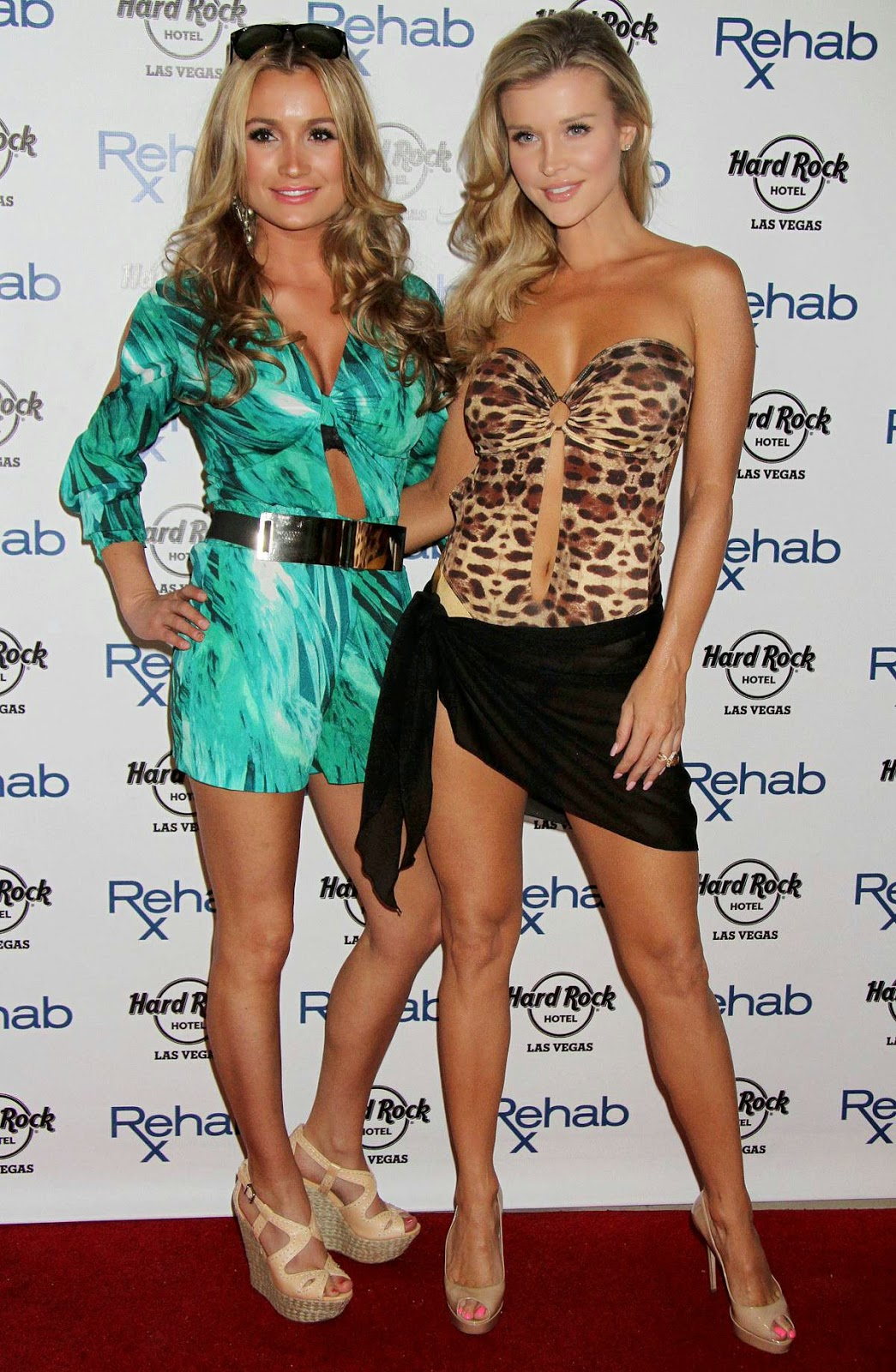 Joanna Krupa - Looking Hot in Bikini Invitational Event Las Vegas