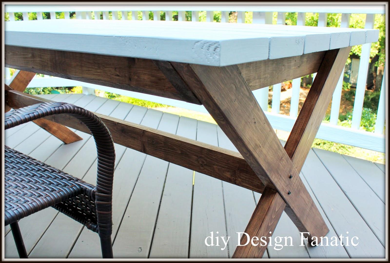 Inspirational diy picnic table Kreg jig Behr deck stain