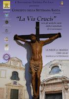 lunedì 21marzo 2016 ore 20,30 Basilica Cattedrale