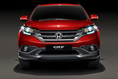 2013 Honda CR V Owners Manual