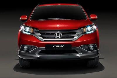 2013 Honda CR V Owners Manual