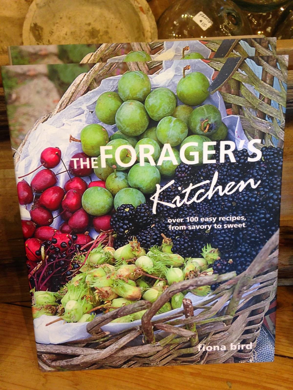 les fleurs : andover florist, floral shop, garden floral store : the forager's kitchen : books