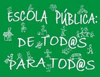 Escola pública: De tod@s, Para tod@s