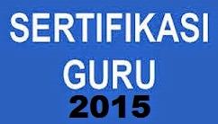 sertifikasi guru 2015