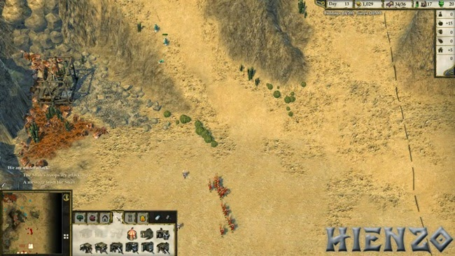 Download Game Stronghold Crusader 2