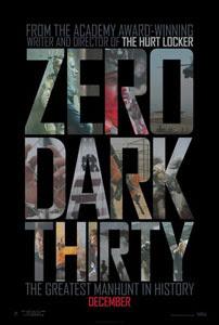 Poster original de La noche más oscura