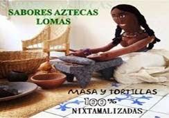 SABORES AZTECAS LOMAS - El Sabor de México en Bs As.