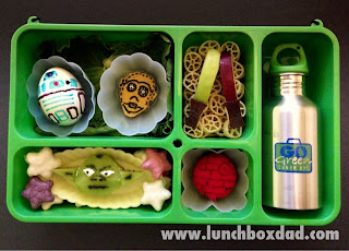 Star Wars kids lunch
