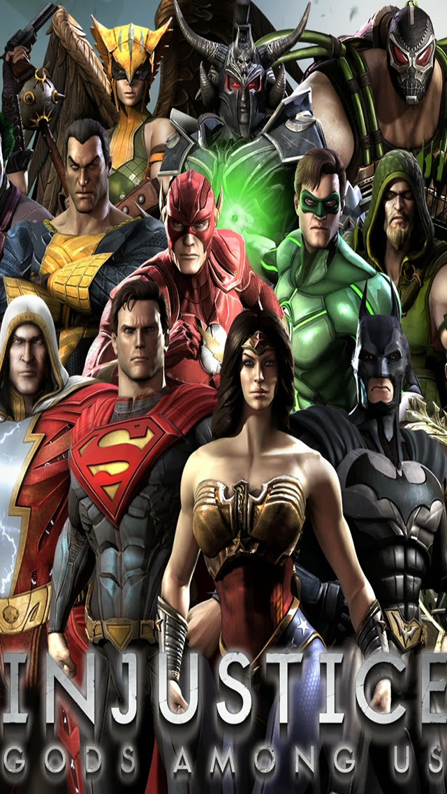 Injustice gods among us iphone 5s wallpaper iphone 5 wallpapers injustice gods among us iphone 5s wallpaper voltagebd