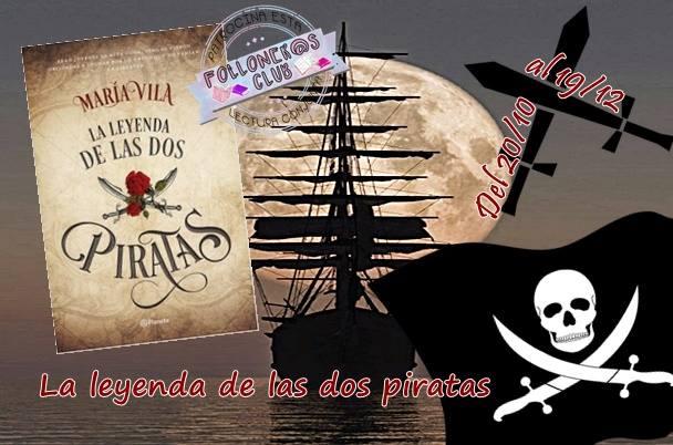 Lc Leyenda de las dos piratas