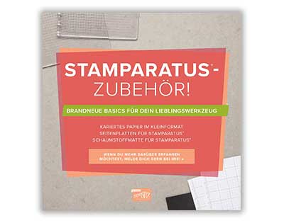 Stamperatus-Zubehör