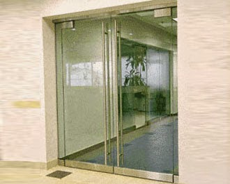 Kaca Tempered Dan Laminated Pintu Fitting Frameless Tempered