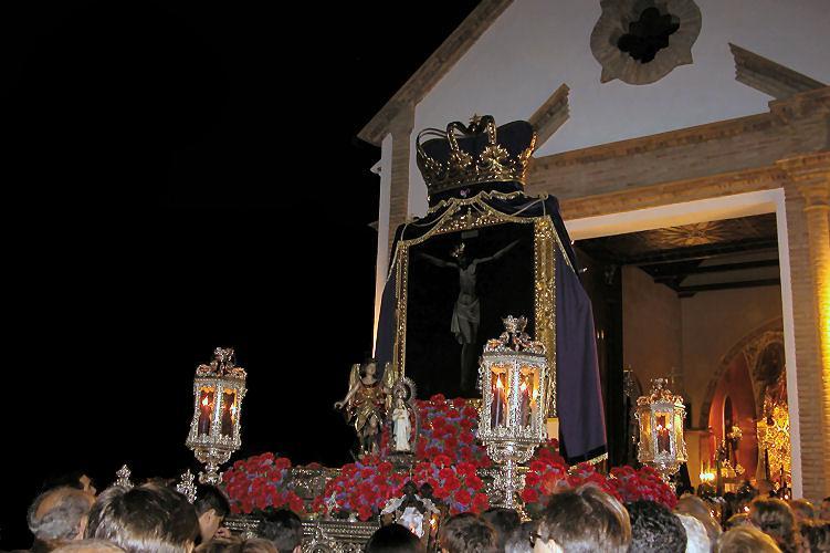 Cristo de la Carcel de Mairena del Alcor
