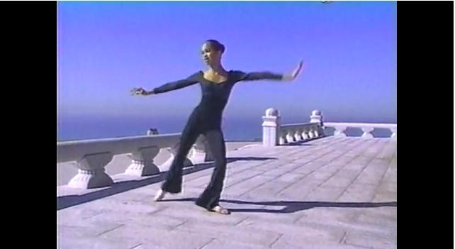Anne Benna Sims Ballet Misty copeland, age 15,