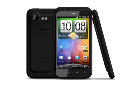 HTC Incredible S - Hp Android Terbaik