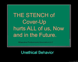 The Stench of COVER-UP