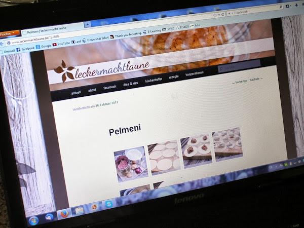 Pelmeni - Russlands Antwort auf Tortellini, Maultaschen & Co