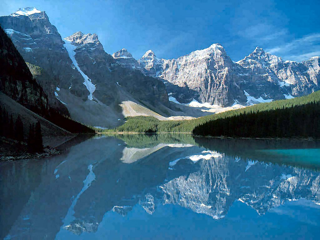 World Visits Trip To Canadian Rockies Natural Beauty