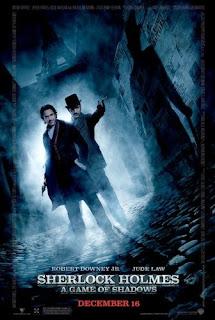 Sherlock Holmes: Juego de Sombras