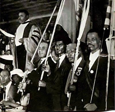 Exonerate Marcus Garvey