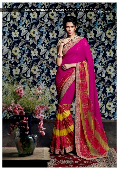 Formal Saree for Weddings
