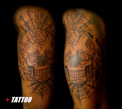 tattoo calavera mexicana tattoo