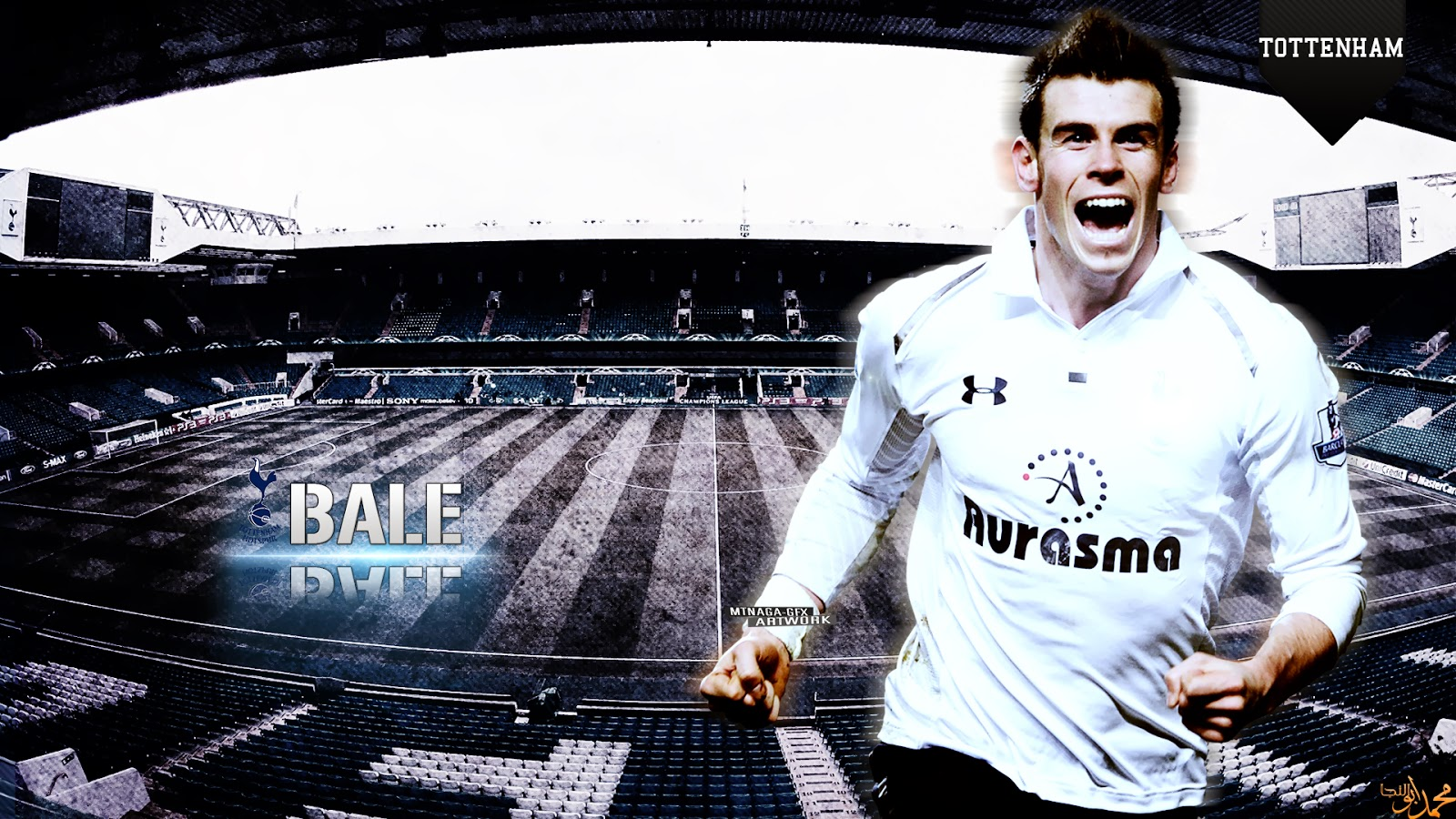 gareth bale hd wallpapers