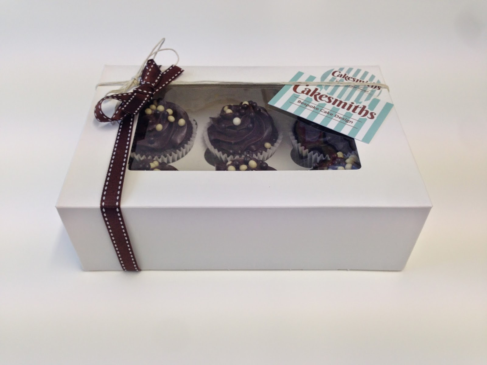 Cakesmiths Blog: Cakesmiths launch NEW Cupcake Gift Box for any ...