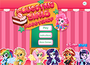 my little pony sweetshop