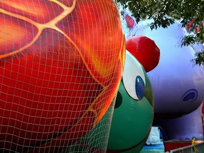 Macys Thanksgiving Day Parade Balloons