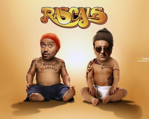 Rascals (2011) DVDSCR V2
