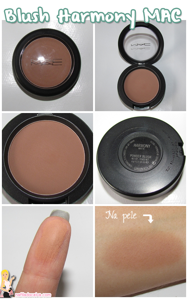 blush harmony mac