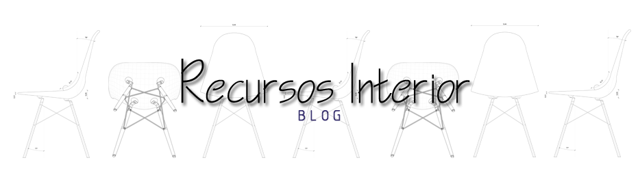 Recursos Interior: Autocad, descargas .dwg, ideas, diseño, bloques 3D