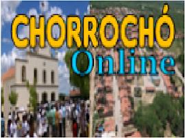 Chorrochó on line