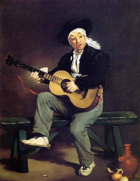 İspanyol Şarkıcı, Gitar Çalgıcısı