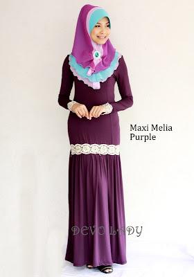 Paling suka design yang warna purple tu.