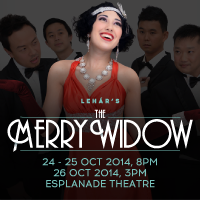 SLO's The Merry Widow