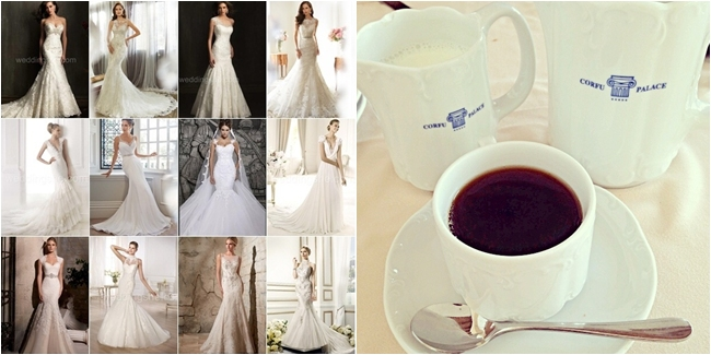Instagram @lelazivanovic. Weddinshe wedding dresses 2015.