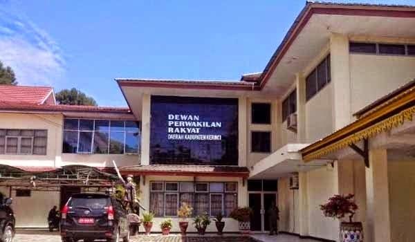 DPRD Kabupaten Kerinci Pertanyakan Penarikan Pajak Galian C