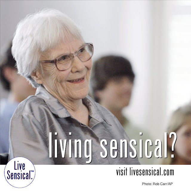 """Harper Lee set to publish her second book, """"Go Set a Watchman"""" - out of reclusive retirement. Visit livesensical.com"""