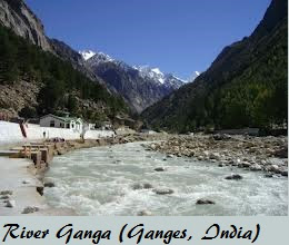 River Ganga, India