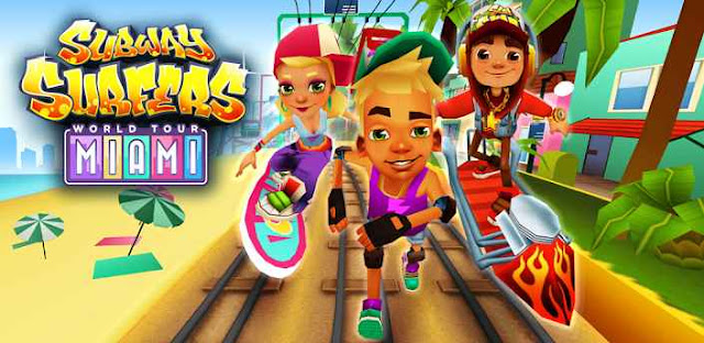 Subway Surfers 1.11.0 APK (Android) - Unlimited coins + keys