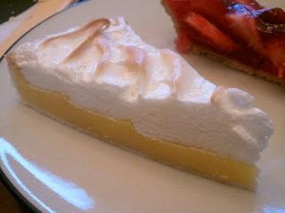Engineer and an Oven: Lemon Meringue Pie