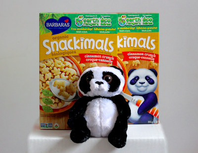 Barbara's Snackimals Cereals - Cinnamon Crunch