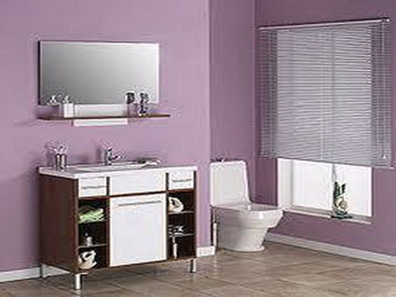 Crisp bathroom paint colors for mood booster Great paint colors